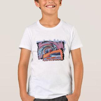 Camiseta legal do surf do gajo