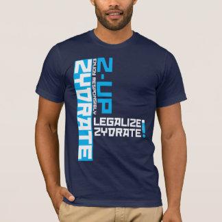 Camiseta legalize o zydrate