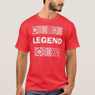 Camiseta legenda