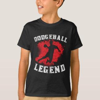 Camiseta Legenda de Dodgeball
