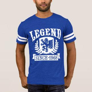 Camiseta Legenda desde 1968