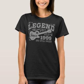 Camiseta Legenda desde 1999
