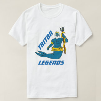 Camiseta Legendas de Triton