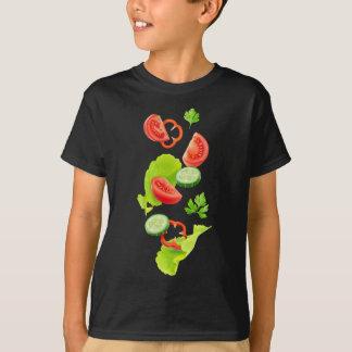 Camiseta Legumes frescos de queda