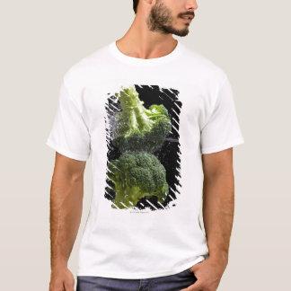 Camiseta legumes frescos & higiene de comida
