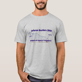 Camiseta Lehman Bros
