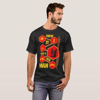 Camiseta Leia um Tshirt real do estilo de vida do alpinismo