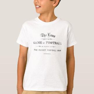 Camiseta Leis de Ruggershirts do rugby
