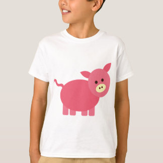 Camiseta Leitão pequeno bonito