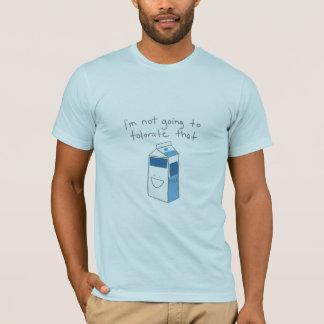 Camiseta Leite Intolorance