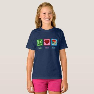 Camiseta Leitor ávido bonito