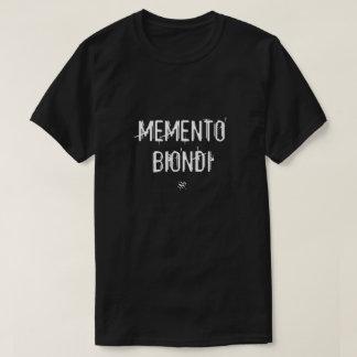 Camiseta Lembrança Biondi (piada Italiano-Latin da