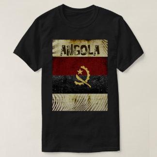 Camiseta Lembrança do t-shirt de Angola