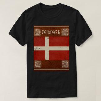Camiseta Lembrança do t-shirt de Dinamarca