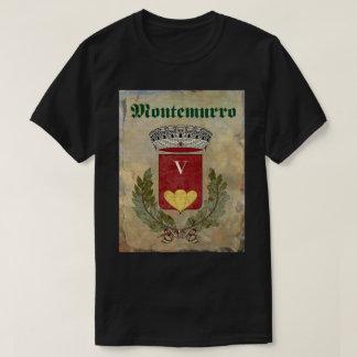 Camiseta Lembrança do t-shirt de Montemurro