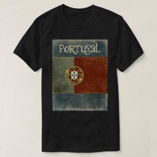5ffcf6eb7c Camiseta Lembrança do t-shirt de Portugal África