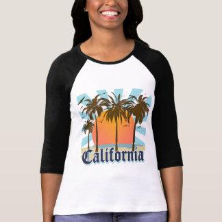 Camiseta Lembrança do vintage de Califórnia