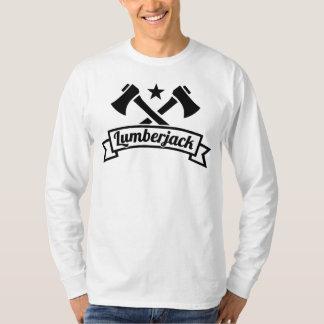 Camiseta Lenhador