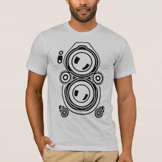 Camiseta Lente de Rolleiflex 2,8