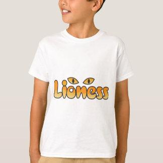Camiseta leoa
