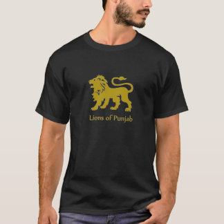 Camiseta Leões de Punjab
