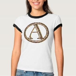 Camiseta leopardo A