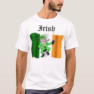 Camiseta Leprechaun bêbedo