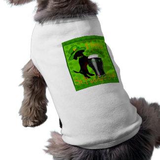 Camiseta Leprechaun Doxie