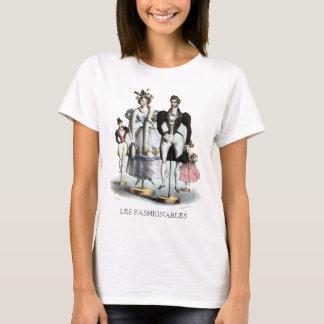Camiseta Les Fashionables por Philipon - design na parte
