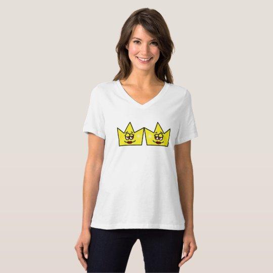 Camiseta Lesbian Lesbica Rainha Queen Crown Coroa