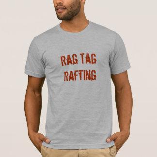 Camiseta Letras da laranja de w do t-shirt de R-T-R