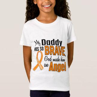 Camiseta Leucemia do pai do anjo