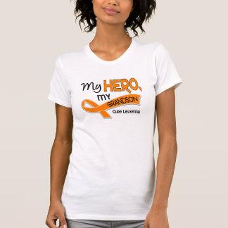Camiseta Leucemia MEU HERÓI MEU NETO 42