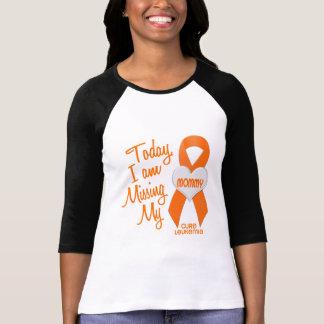 Camiseta Leucemia que falta minhas mamães 1