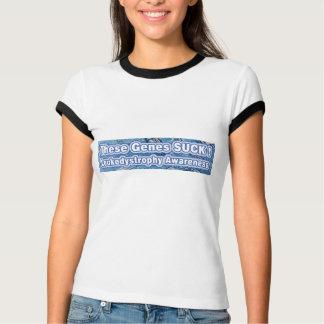 Camiseta Leukodystrophy que estes genes SUGAM!