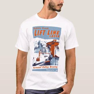 Camiseta Levante a linha cerveja pilsen