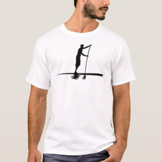 Camiseta Levante-se Paddleboarder MkI