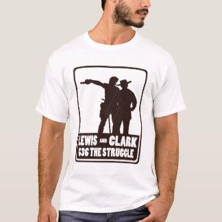 Camiseta Lewis e Clark