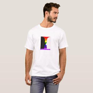 Camiseta LGBT inspirado