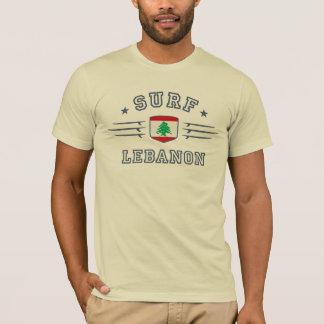 Camiseta Líbano