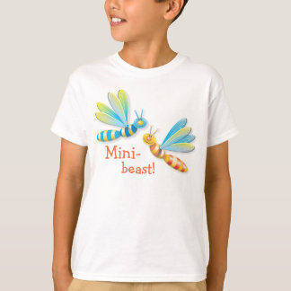 Camiseta Libélulas tontos!