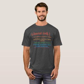 Camiseta Liberal orgulhoso