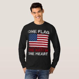 Camiseta Liberdade bandeira americana EUA t-shirt gráfico