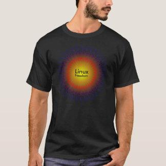 Camiseta Liberdade de Linux