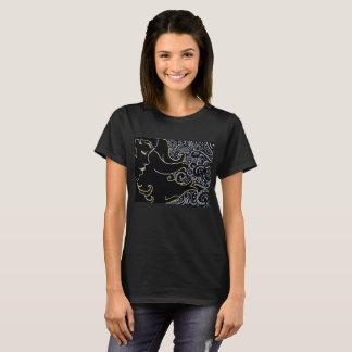 Camiseta liberdade do t-shirt de impressão da vida