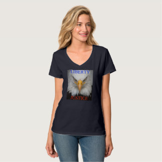 Camiseta Liberdade e justiça