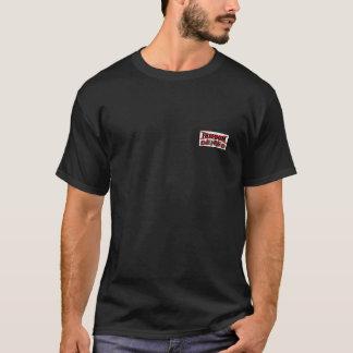 Camiseta Liberdade negada - t-shirt preto dessensibilizado