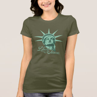 Camiseta Liberdade para sempre