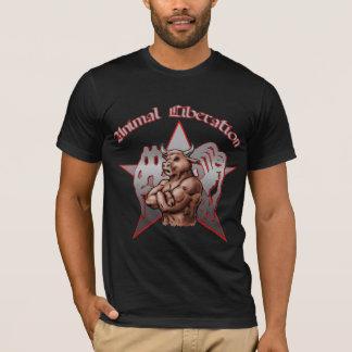 "Camiseta ""Libertação animal """