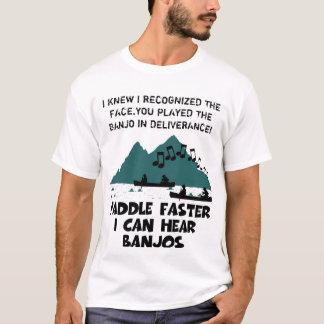 Camiseta Libertação ofensiva do slogan